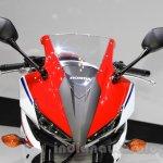 Honda CBR400R headlight at the 2015 Tokyo Motor Show