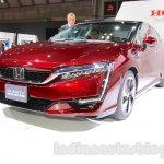 Honda Clarity Fuel Cell front three quarter