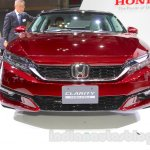 Honda Clarity Fuel Cell front