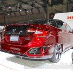 Honda Clarity Fuel Cell rear three quarter view