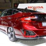 Honda Clarity Fuel Cell rear three quarters left