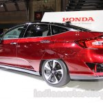 Honda Clarity Fuel Cell rear three quarters view