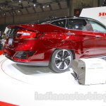Honda Clarity Fuel Cell rear three quarters