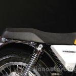 Honda Concept CB seat at the 2015 Tokyo Motor Show