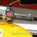 Honda Concept CB switches at the 2015 Tokyo Motor Show
