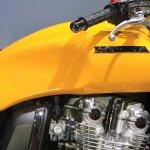 Honda Concept CB tank at the 2015 Tokyo Motor Show