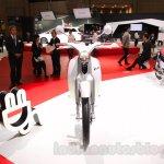 Honda EV-Cub Concept front at the 2015 Tokyo Motor Show