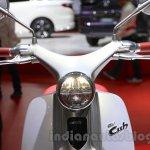 Honda EV-Cub Concept headlight at the 2015 Tokyo Motor Show