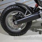 Honda Grom 50 Scrambler Concept One rear wheel at the 2015 Tokyo Motor Show