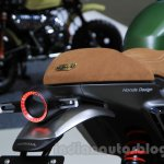 Honda Grom 50 Scrambler Concept One taillight at the 2015 Tokyo Motor Show