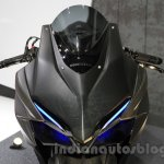 Honda Lightweight Supersports Concept headlight at the 2015 Tokyo Motor Show