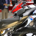 Honda Lightweight Supersports Concept seat at the 2015 Tokyo Motor Show
