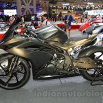 Honda Lightweight Supersports Concept side at the 2015 Tokyo Motor Show