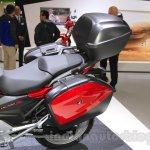 Honda NC750X at the 2015 Tokyo Motor Show