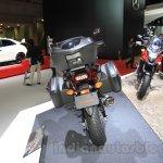 Honda NC750X rear at the 2015 Tokyo Motor Show