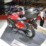 Honda NC750X rear quarter at the 2015 Tokyo Motor Show