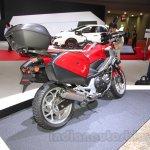 Honda NC750X rear quarters at the 2015 Tokyo Motor Show