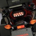 Honda NC750X taillight at the 2015 Tokyo Motor Show
