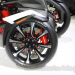 Honda Neowing concept alloys at the 2015 Tokyo Motor Show