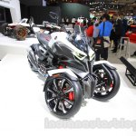 Honda Neowing concept front quarters at the 2015 Tokyo Motor Show