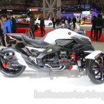 Honda Neowing concept profile at the 2015 Tokyo Motor Show