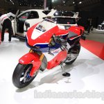 Honda RC213V-S front quarters at the 2015 Tokyo Motor Show