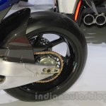 Honda RC213V-S rear wheel at the 2015 Tokyo Motor Show