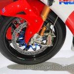 Honda RC213V-S wheel at the 2015 Tokyo Motor Show