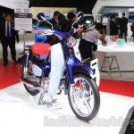 Honda Super Cub Concept at the 2015 Tokyo Motor Show