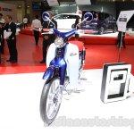 Honda Super Cub Concept front at the 2015 Tokyo Motor Show