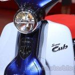 Honda Super Cub Concept headlight at the 2015 Tokyo Motor Show