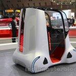 Honda Wander Stand rear quarter angle at the 2015 Tokyo Motor Show