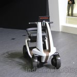 Honda Wander Walker front quarter at the 2015 Tokyo Motor Show