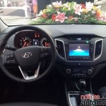 Hyundai ix25 with 1.6 T-GDI petrol engine interior launched in China