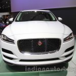 Jaguar F-Pace front at the 2015 Tokyo Motor Show