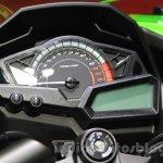 Kawasaki Ninja 250 ABS cluster at the 2015 Tokyo Motor Show