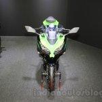 Kawasaki Ninja 250 ABS front at the 2015 Tokyo Motor Show