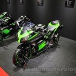 Kawasaki Ninja 250 ABS front quarters at the 2015 Tokyo Motor Show