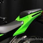 Kawasaki Ninja 250 ABS seat at the 2015 Tokyo Motor Show