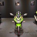 Kawasaki Ninja 250 SL front at the 2015 Tokyo Motor Show