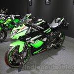 Kawasaki Ninja 250 SL front quarter at the 2015 Tokyo Motor Show