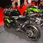 Kawasaki Ninja 250 SL rear quarter at the 2015 Tokyo Motor Show
