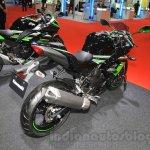 Kawasaki Ninja 250 SL rear quarters at the 2015 Tokyo Motor Show