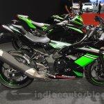 Kawasaki Ninja 250 SL side at the 2015 Tokyo Motor Show