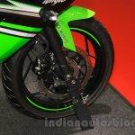 Kawasaki Ninja 250 SL wheel at the 2015 Tokyo Motor Show