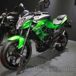 Kawasaki Z250 SL front quarter at the 2015 Tokyo Motor Show