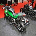 Kawasaki Z250 SL rear quarter at the 2015 Tokyo Motor Show