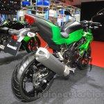 Kawasaki Z250 SL rear quarters at the 2015 Tokyo Motor Show