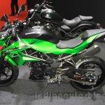 Kawasaki Z250 SL side at the 2015 Tokyo Motor Show