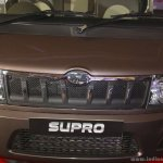 Mahindra Supro Launch grill